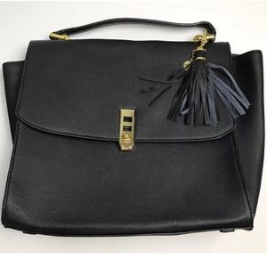 Joy Modern Elegance Leather Bag w/ RFID protection